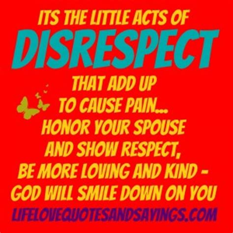 respect to your wife quotes