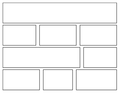 Comic Template For by 3rd Grade Batch Of Comic Templates