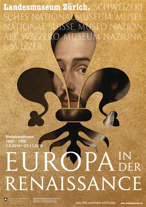 zeitgeist am boden die renaissance roli hofer europa in der renaissance werbung