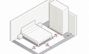Lit Enfant Taille : am nager l 39 espace d 39 une chambre ~ Premium-room.com Idées de Décoration