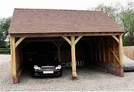 comment construire un garage en bois bricobistro - Comment Construire Un Garage En Bois