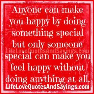 quotes to someone special quotesgram