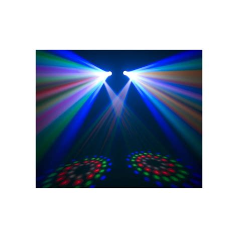Led Lighting Inc by Chauvet 4play Clear Led Lighting Effects Package Inc