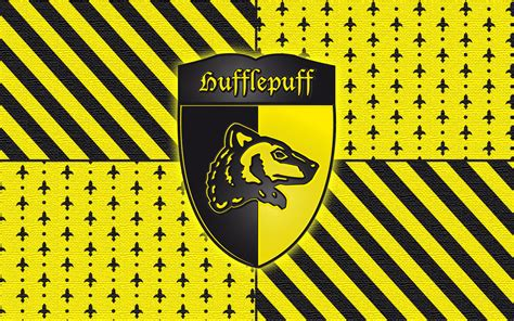 Harry Potter Computer Background Hufflepuff Wall By Ibuki San On Deviantart