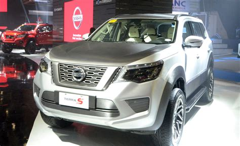 Nissan Terra Hd Picture by Nissan Showcases Special Edition Nissan Terra In The