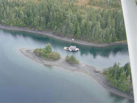 floating cabins  alaska   ultimate place