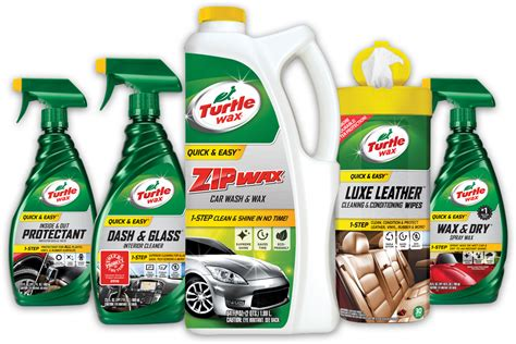 Car Wash & Car Detailing Products