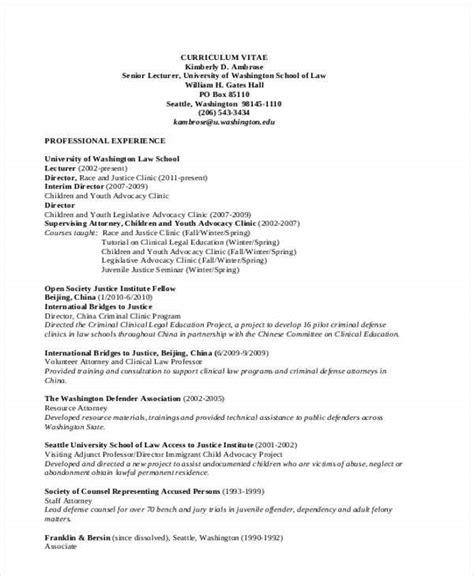 job curriculum vitae templates