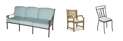 how to refinish cast aluminum patio chairs patio design
