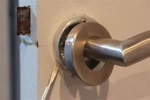 brico changer une poignee de porte With changer un verrou de porte