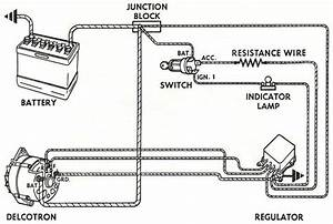4 Wire Voltage Regulator Wiring Diagram