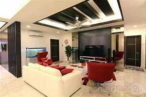 modern contemporary interior design on damansara villa With modern interior design ideas malaysia