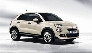 """ORDER BOOKS OPEN FOR THE LIMITED-RUN FIAT 500X """"OPENING ..."""