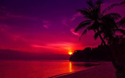 Beach Sunset Thailand Wallpapers 1680 1920 2560