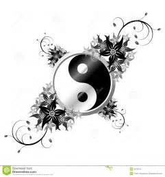 Yin Yang Tattoo Design