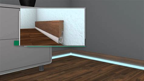 Sockelleisten Mit Led Beleuchtung by Fn Led Pro