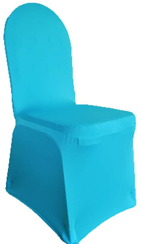turquoise spandex stretch banquet chair covers sale