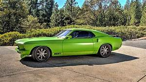 Mustang 69 Mach 1 for Sale