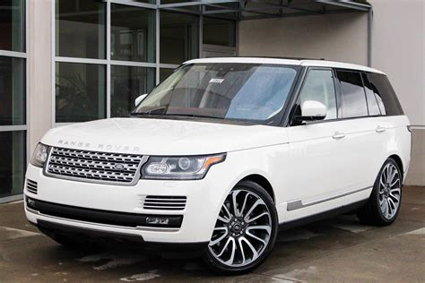 New 2017 Land Rover Range Rover Autobiography Sport