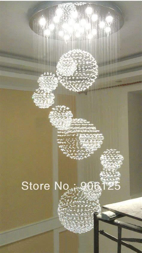 Lighting Modern Chandelier by Modern Grand Foyer Chandeliers 80cm Modern Foyer