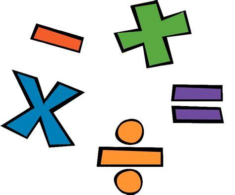 Mathematics Signs Gallery