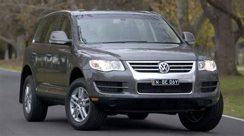 Volkswagen Touareg 2007 Au Wallpapers And Hd Images
