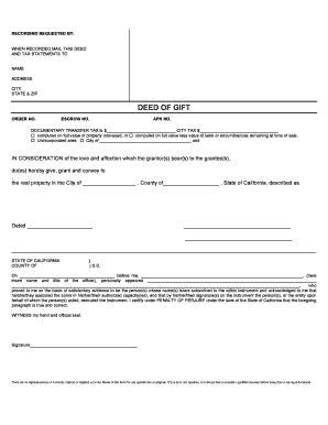 gift deed form texas 28 printable state of texas gift deed forms and templates