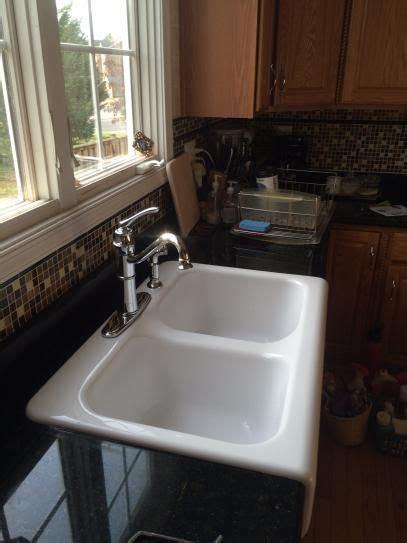 apron kitchen sinks 1000 ideas about bowl kitchen sink on 1323