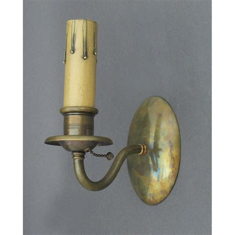 antique wall sconces antique brass nouveau wall sconce