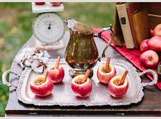DIY cocktail de pommes pour un vin d'honneur fruité