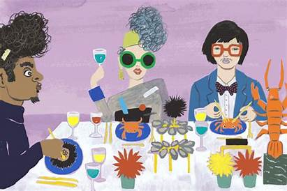 Dinner Party Conversation Birthday Dinners Nytimes Drink