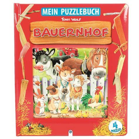Mein Puzzlebuch Bauernhof, Trötsch Verlag Onlineshop