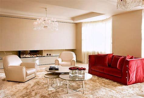 дизайн гостиной и спален в роскошном стиле и идеи для
