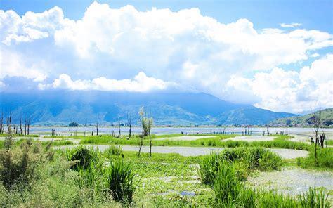 云南小清新优美风景图片_不可错过的好地方_风景壁纸_