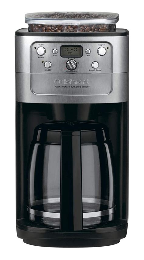 Breville bcg600sil the dose control pro coffee bean grinder. Best grind and brew coffee maker Reviews - Buyer's Guide 2020