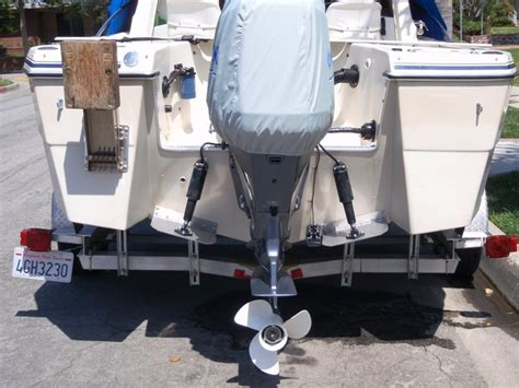 Setting Boat Trim Tabs by Trim Tabs Revisited Arima Boat Owners