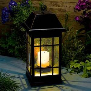 Solar Laterne Groß : solar laterne la candela klein online kaufen bei g rtner p tschke ~ Watch28wear.com Haus und Dekorationen