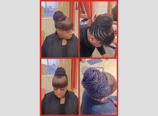 GRACEFUL HAIR MAKEOVER See how to add bangs to different