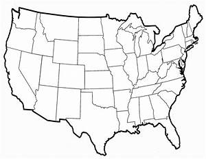 Best Photos of USA Maps For State Test - The 50 States Map ...