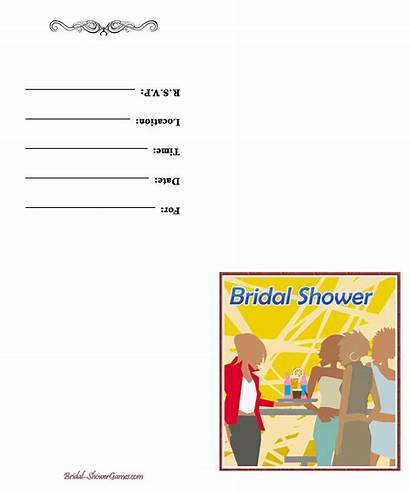 Bridal Shower Printable Invites Instantly Printer