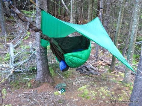 Hammock Appalachian Trail by What Is The Best Tent For The Appalachian Trail Section