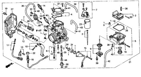 honda trx450r wiring diagram wiring diagram