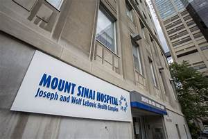 Man charged after Mount Sinai patient says she was ...
