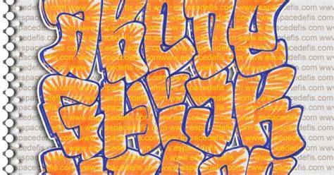 Abjad Graffiti W :  Co Liat.....eeee...b Anggap Nn