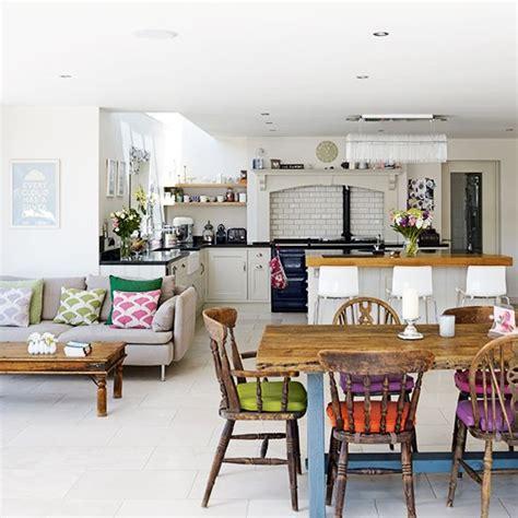 Openplan Family Kitchendiner  Family Kitchen Design