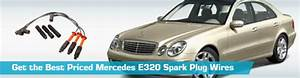 Mercedes E320 Spark Plug Wires - Ignition Wire