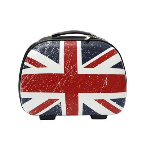 trousse de toilette drapeau anglais kdo collection vanity 30 cm drapeau anglais achat vente trousse de toilette 3700791201743