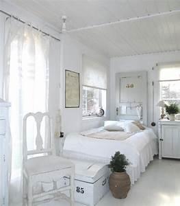 Schlafzimmer Ideen Weiß : landhausstil schlafzimmer in wei 50 gestaltungsideen ~ Michelbontemps.com Haus und Dekorationen