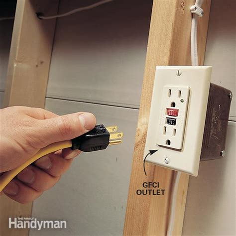 How To Install Gfci Outlets  The Family Handyman. Aldosterone Signs. Info Signs Of Stroke. All Star Signs Of Stroke. Dishwasher Signs Of Stroke. Affected Signs Of Stroke. Wound Signs Of Stroke. Happy Halloween Signs Of Stroke. Celestial Signs