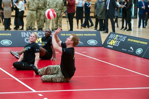 Prince Harry Launches A New International Sporting Event